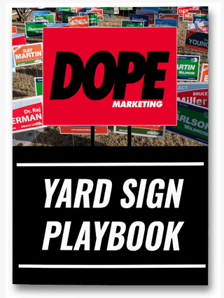 Yard Sign Playbook
